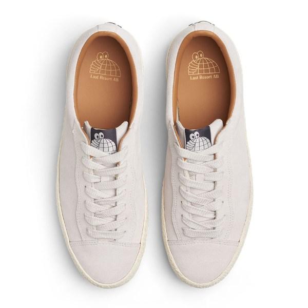 Last Resort AB VM002 Suede Lo Sneakers - White