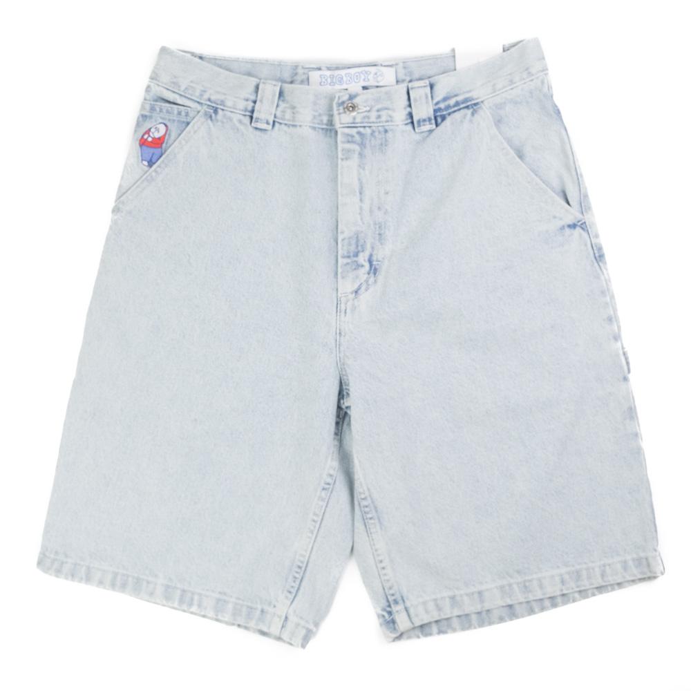 Polar Skate Co. Big Boy Work Shorts - Light Blue