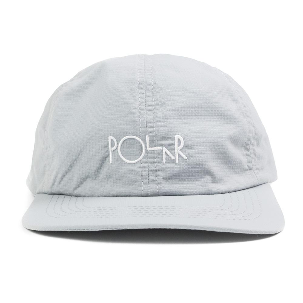 Polar Skate Co. Lightweight Cap - Silver Grey