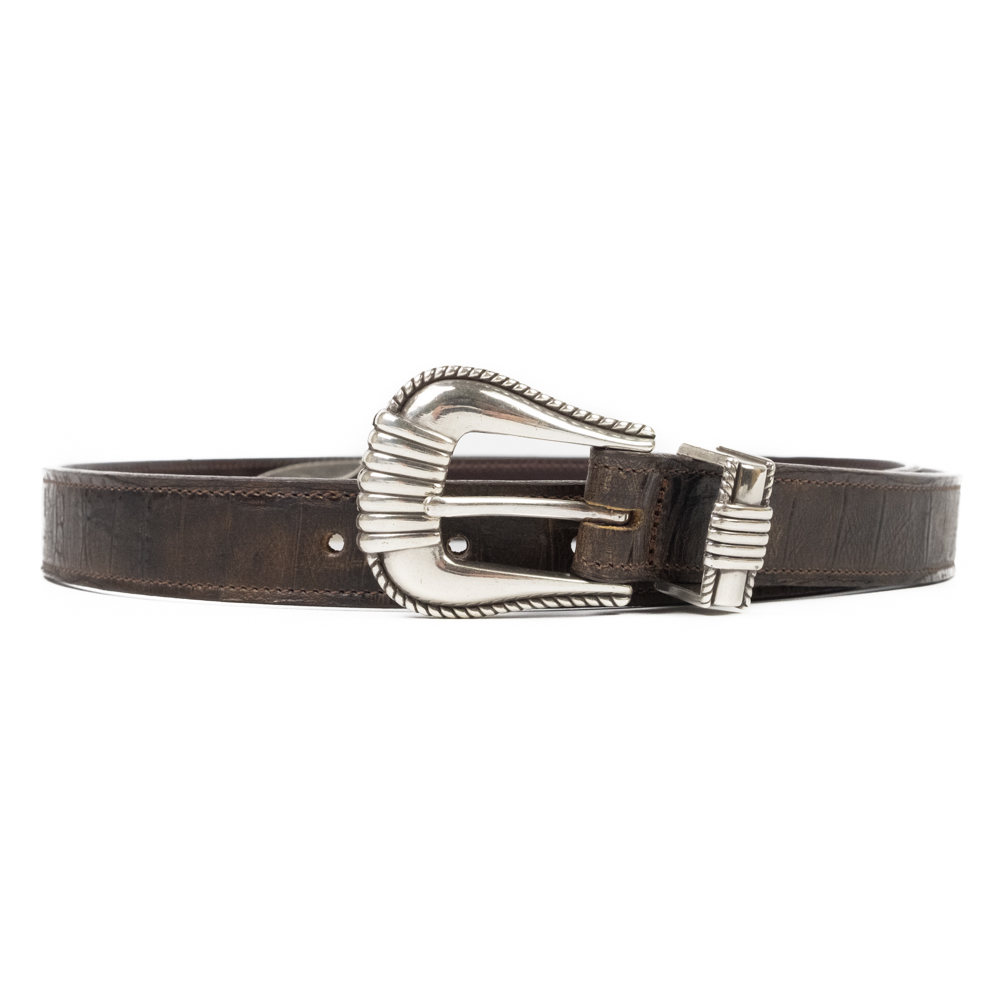 Monitaly Extended Leather Belt - J.Wax Tailgat