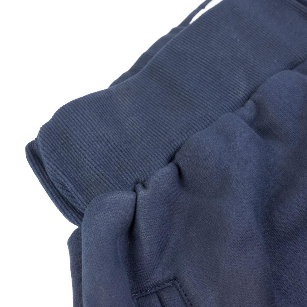 Taproot Hand Dyed Sweat Pants - Deep Indigo