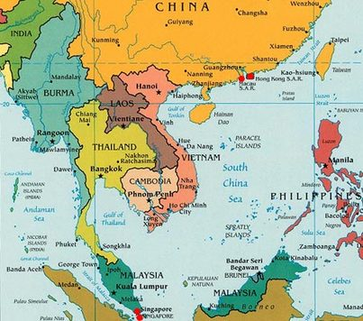 Southeast Asia - World Regional Geography