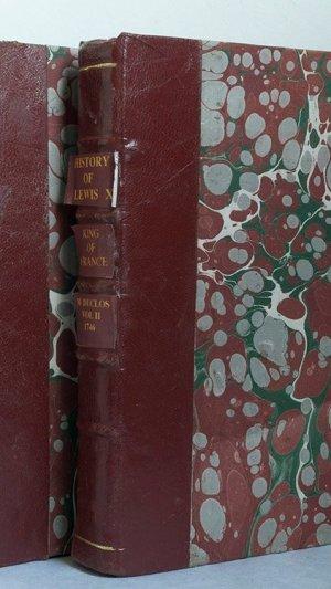 The History of Lewis XI Volumes I & II