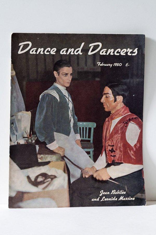 Dance and Dancers February 1950