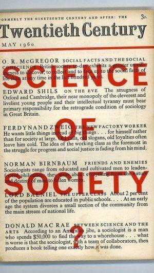 Twentieth Century: May 1960 Vol. 167 No. 999