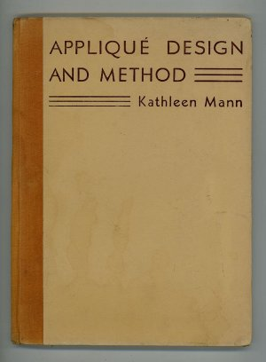 Appliqué Design and Method
