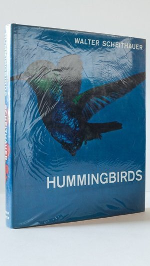 Hummingbirds: Flying Jewels