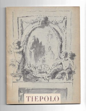 Drawings and Etchings by Giovanni Battista and Giovanni Domenico Tiepolo