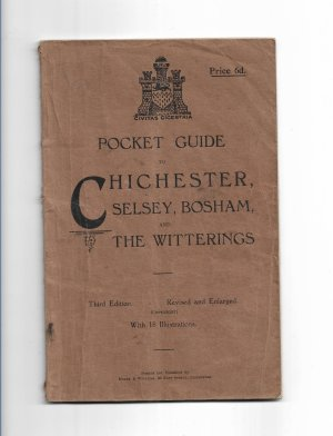 Pocket Guide to Chichester, Selsey, Bosham, and The Witterings