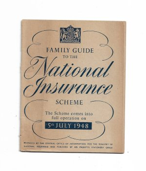 Family Guide to the National Insurance Scheme
