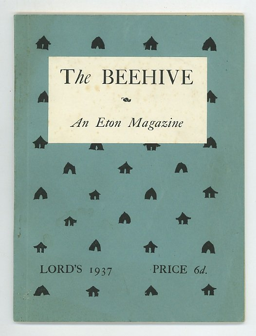 The Beehive. An Eton Magazine