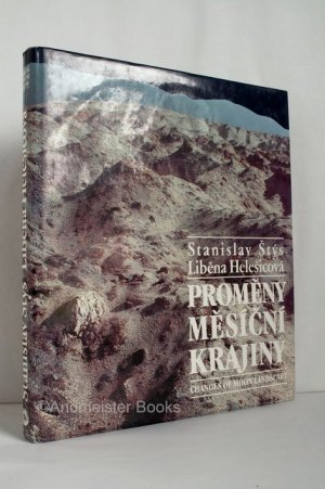 Promeny Mesicni Krajiny. Changes of Moon Landscape