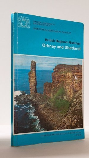 British Regional Geology. Orkney and Shetland