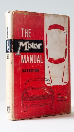 The Motor Manual 36th Edition