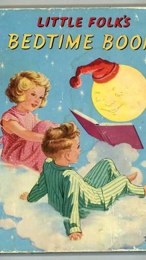 Little Folk's Bedtime Book