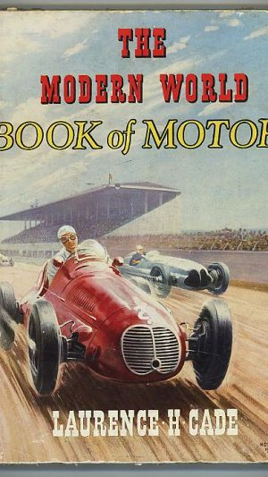 The Modern World Book of Motors