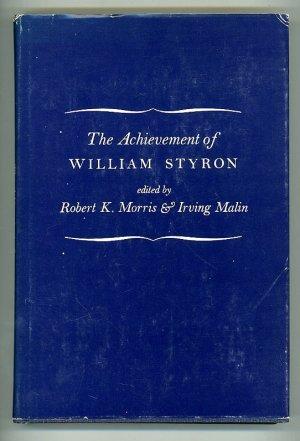 The Achievement of William Styron
