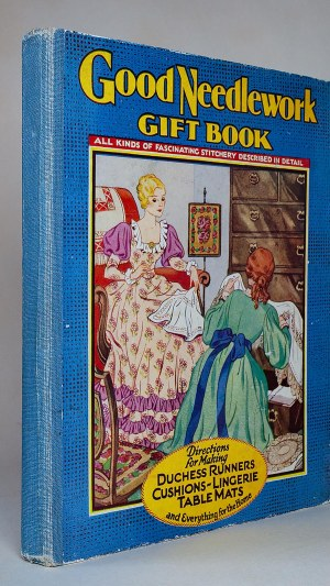 Good Needlework Second Gift-Book