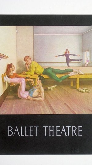 The Ballet Theatre: Thirteenth Season 1951-1952