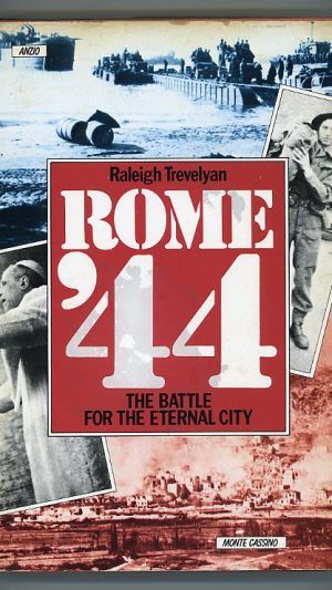 Rome '44 : The Battle for the Eternal City