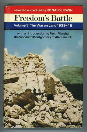 The War on Land 1939-1945: An Anthology of Personal Experience