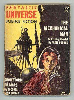 Fantastic Universe June 1956 Vol. 5 No. 5