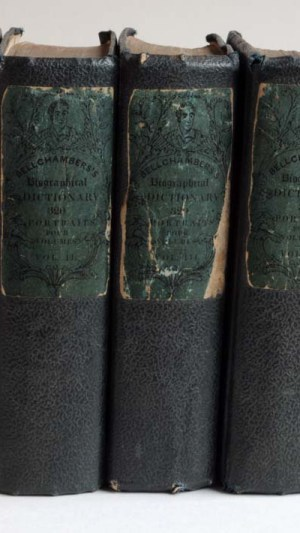 A General Biographical Dictionary containing Lives of the Most Eminent Persons of all Ages and Nations in Four Volumes