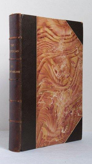The Cliftonian Volume XV June 1897 – April 1899