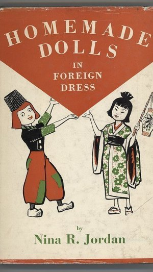 Homemade Dolls in Foreign Dress