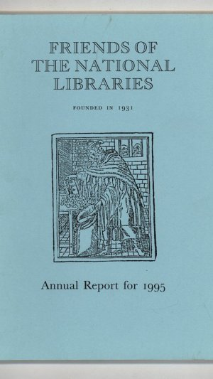 Friends of the National Libraries Annual Report for 1995