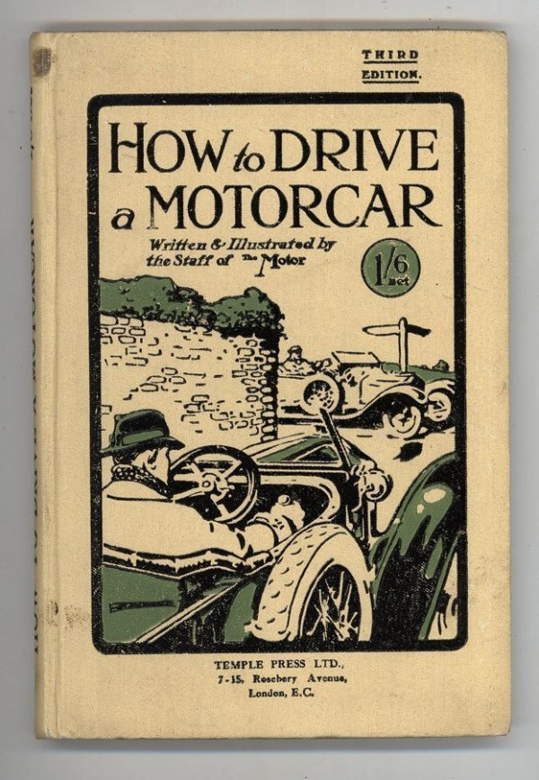 How to Drive a Motorcar