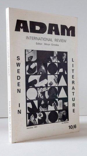 Adam International Review Nos. 304-5-6 Sweden in Literature