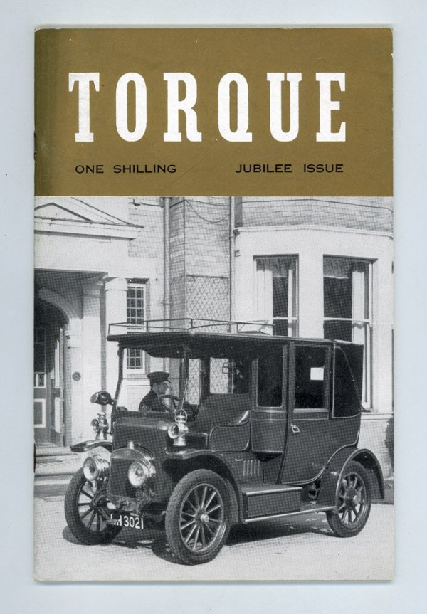 Torque Vol. 7 No.3 Jubilee Issue