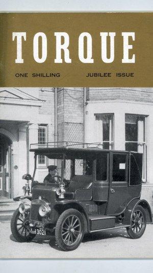 Torque Vol. 7 No.3 Jubilee Issue