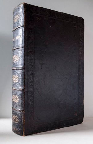 The Self-Interpreting Family Bible, with an evangelical commentary by the late Rev. John Brown, Minister of the Gospel at Haddington containing marginal references. Embellished with elegant engravings.