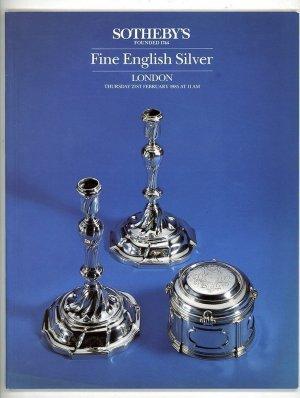 Fine English Silver.
