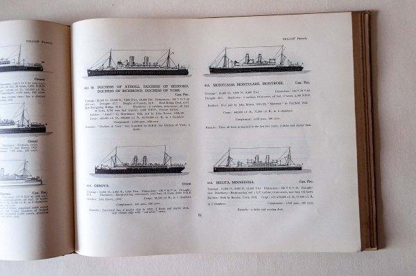 British Merchant Ships