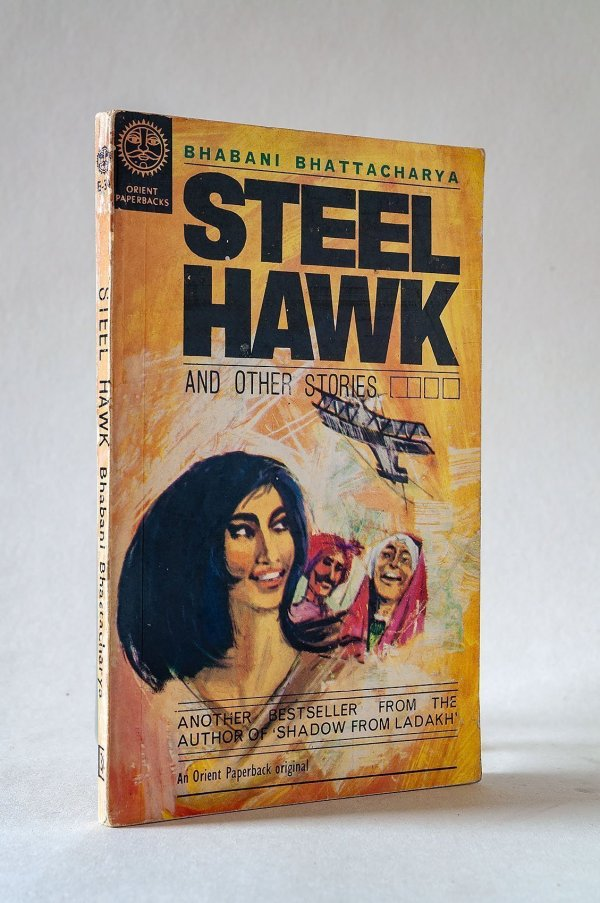 Steel Hawk and other stories