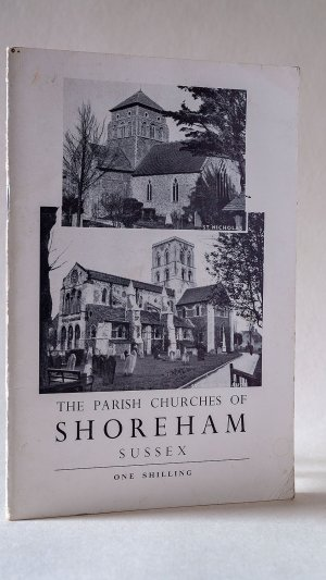 The Parish Churches of Shoreham Sussex