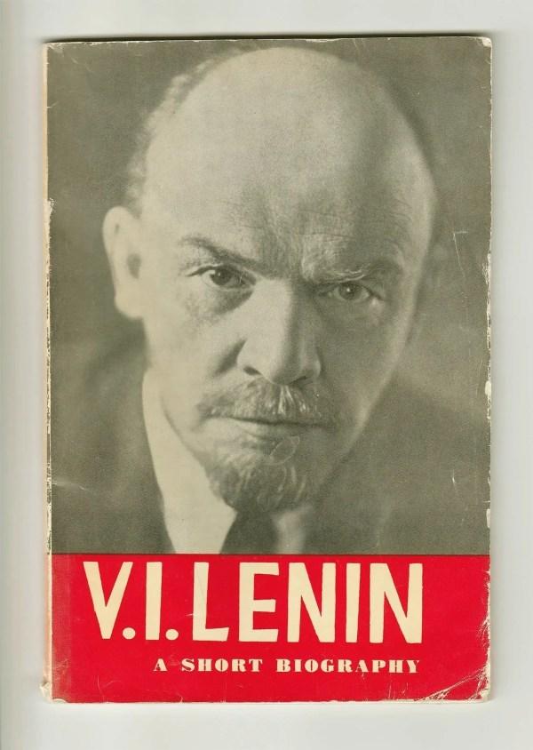 V. I. Lenin: A Short Biography