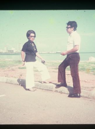 A minha Mãe e o meu Tio Eduardo