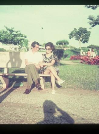 Os meus Pais Dona Ju e Senhor João :)