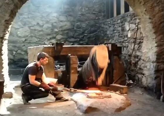 Farga Rossell i la indústria del ferro a Andorra