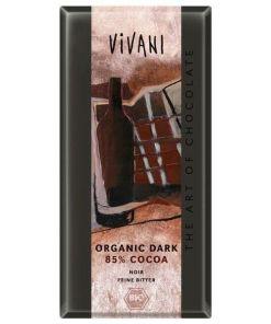 Chocolate negro 85% ecológico Vivani 100grs.
