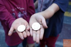 ¡Tachán!, hemos acuñado una moneda