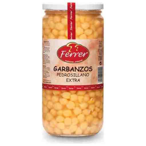 Garbanzos Pedrosillano Extra - 660g - Queviures Liana - Andorra MarketPlace