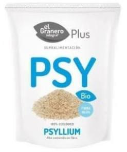 Fibra PSY Psyllium Bio 150grs El Granero Integral - Andorra MarketPlace
