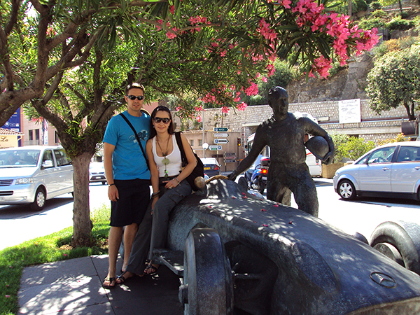 Andorreando F1 Mónaco.