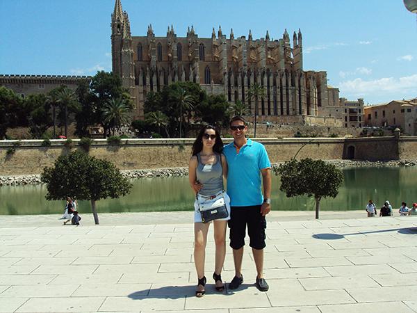 Andorreando Catedral de la Almudena Mallorca