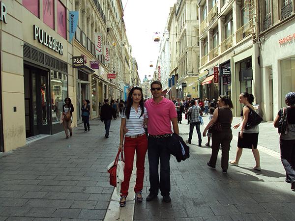 Andorreando paseo por Marsella